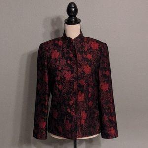 *3/$10* Josephine Chaus Jacket Size 6